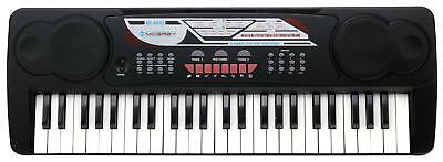 B-Ware Digital 49 Tasten Einsteiger Keyboard Piano Klavier 16 Sounds 10 Rhythmen