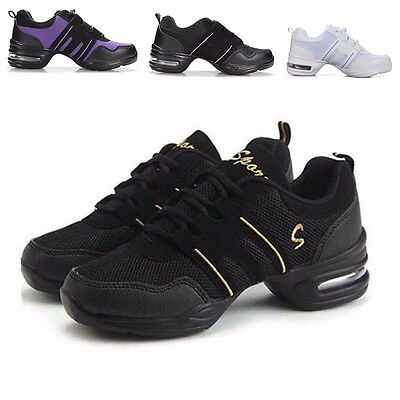Fashion Women Modern Athletic Hip Hop Jazz Dancewear Sport Comfy Sneakers Shoes