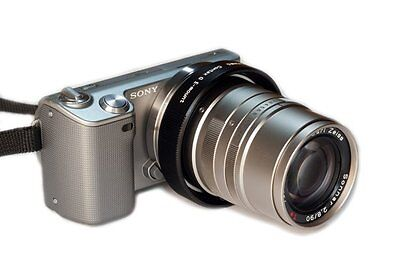 Metabones Contax G Lens to Sony NEX E-Mount T Adapter