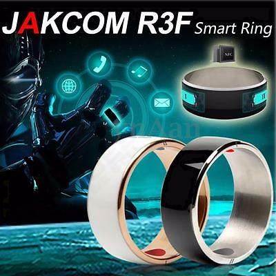 JAKCOM R3F NFC Magia Smart Anillo Inteligente Para Teléfonos Android y Windows