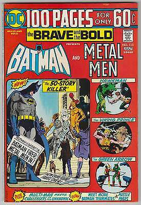 Brave and the Bold Comic Book #156 Batman and Doctor Fate DC 1979 NEAR MINT