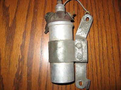 Ignition Coil TJ6/6 with Plug Wire & Mounting Bracket for Alstate Sears Scooter