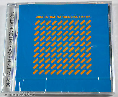 Orchestral Manoeuvres In The Dark ~ OMD ~ Remastered + Bonus Tracks NEW CD Album