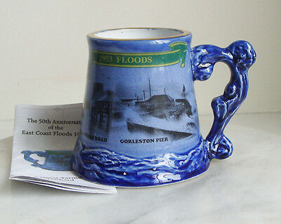 Great Yarmouth Mug The 50Th Anniversary Of The Coast Coast Floods 63 Of 250