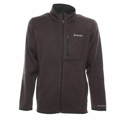 Columbia Altitude Aspect Full Zip Pile Uomo Em2486 010