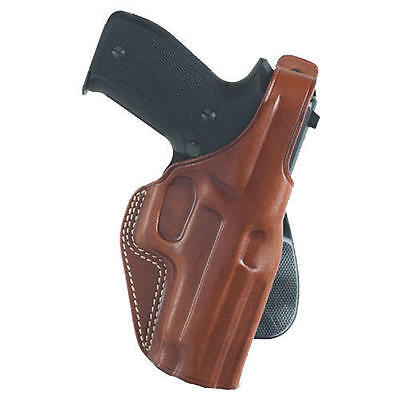 "Galco PLE266 Tan Right Hand PLE Paddle Holster 4 1/4"" Colt 1911 GOVT & Clones"