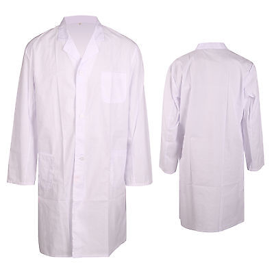 Lab Laboratory Hygiene Food Industry warehouse Doctors Medical Coat White