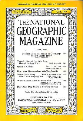 National Géographic(EN) VOL.115 NO.6 June 1959, Volcanic Fires Of The 50th State
