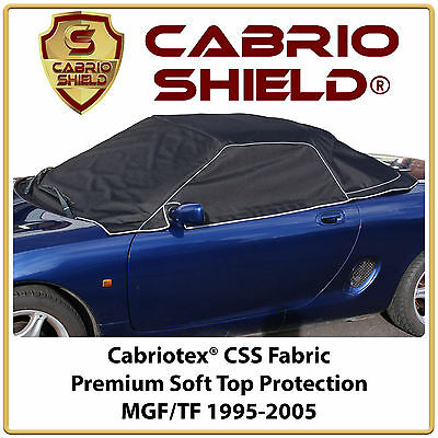 MGF TF Car Hood Soft Top Roof Cover Half Cover Protection Premium Cabrio Shield
