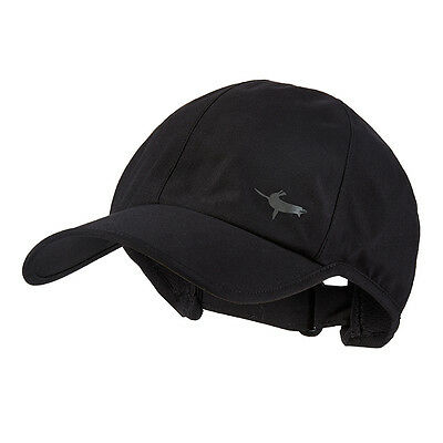SealSkinz Waterproof Baseball Cap - Black