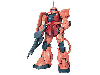 Bandai Pg 1/60 Perfect Grade Mobile Suit Gundam Ms-06S Zaku Ii Nuovo New