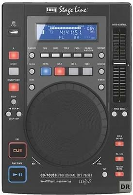 img Stage Line CD-70USB Reproductores de MP3 DJ