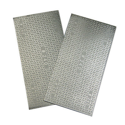 """Newest DMD Diamond Coated Honeycomb Replacement Sandpaper 240 Grit 7.8"""" x 4"""""""