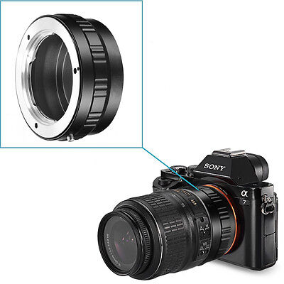 Neewer Lens Mount Adapter for Minolta MD  Lens to Sony NEX E-Mount