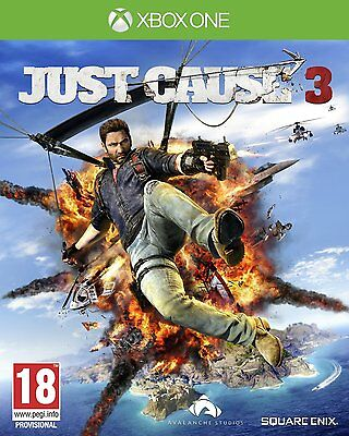 Just Cause 3 (Xbox One) [NEW GAME]