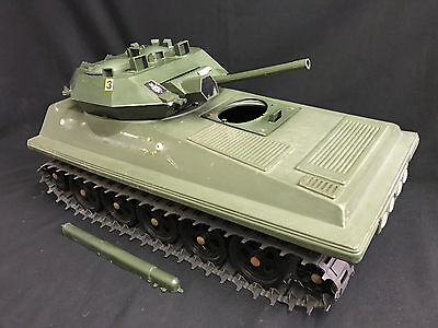 VINTAGE ACTION MAN -  SCORPION TANK - For Spares