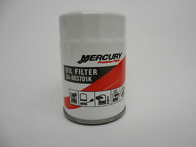 Mercury Oil Filter 35-883701K01