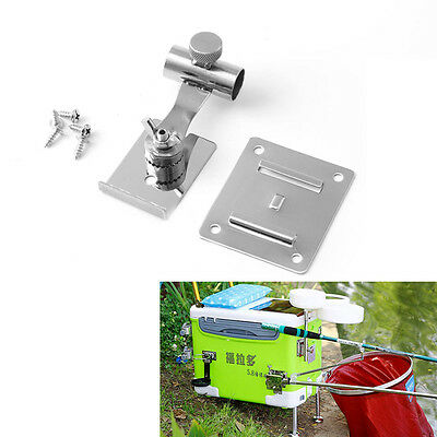 Fish Drop Bracket Fishing Holder Stainless Steel Fishing Tackle Accessories New