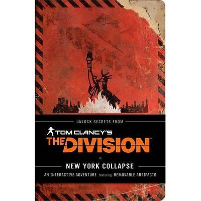Tom Clancy's The Division: New York Collapse - Paperback NEW Ubisoft 2016-03-08