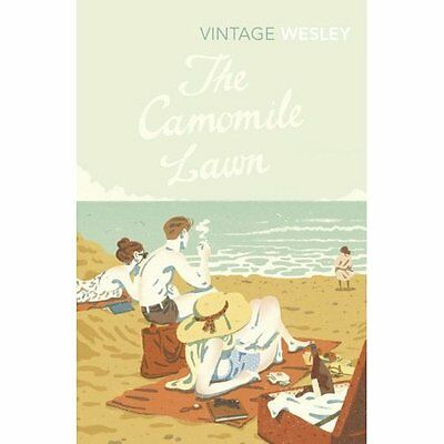 The Camomile Lawn - Paperback NEW Wesley, Mary 2016-06-02