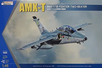 KINETIC 48027 AMX-T / 1B Two-Seater Fighter in 1:48