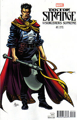 DOCTOR STRANGE AND THE SORCERERS SUPREME #1  Mike Deodato VARIANT Cover 1:10