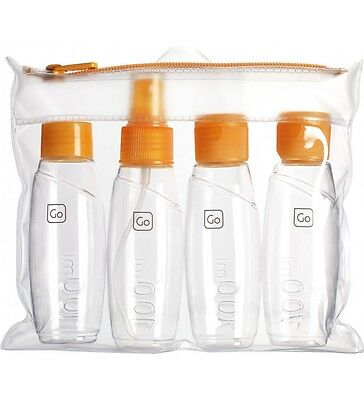 DesignGo TSA Approved Cabin Bottles Set Travel Accessory 658