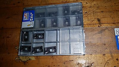 15Pcs Iscar Apkt 1604Pdr-76 Ic928 Carbide Inserts