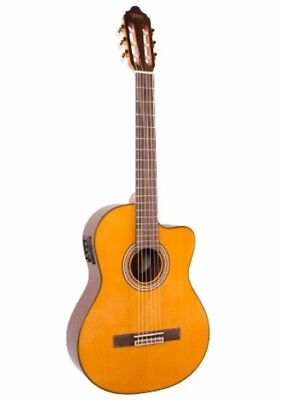 VALENCIA 600 Series Acoustic Electric Classical Guitar *NEW* Cutaway