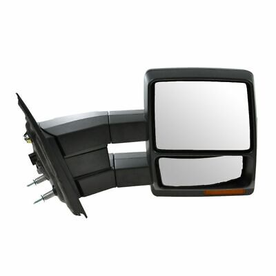 Side View Mirror Power Heated Signal Towing Passenger Right RH for Ford F150