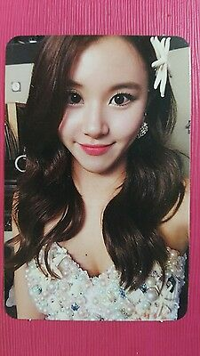 TWICE CHAEYOUNG Official Photocard Normal Ver. 3rd Album TWICEcoaster : LANE1 TT
