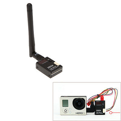 Original BOSCAM BOS350 5.8G 350mw 32CH Wireless Transmitter for RC Gopro Camera