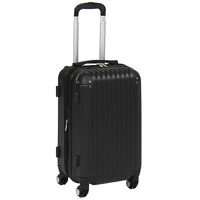 """BCP 20"""" Hardshell Spinner Expandable Carry On Luggage Travel Bag"""