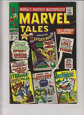 Marvel Tales #10 VG amazing spider-man 15 (kraven); journey into mystery 92 thor