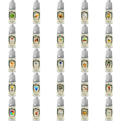 Concentrated Liquid Food Flavouring Over 110 Flavours Cake, Cocktail, Cream E
