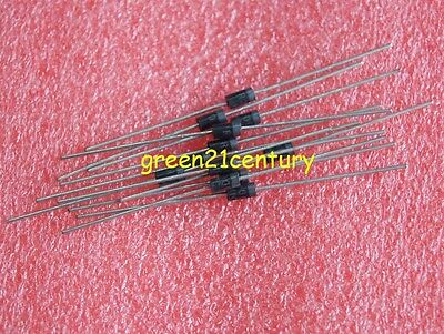 100pcs NEW R3000 High VOLTAGE RECTIFIER DIODE 3000V 1A