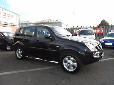 Ssangyong Rexton 2.7TD ( 7st ) 2007 RX 270 S diesel 7 seater