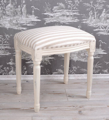 schminktisch hocker weiss sitzhocker shabby chic schemel sitzbank eur 79 99 picclick at. Black Bedroom Furniture Sets. Home Design Ideas