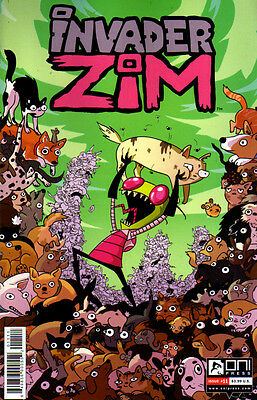 INVADER ZIM (2015) #11 New Bagged