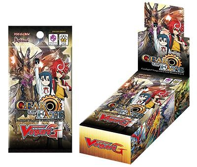 CardFight Vanguard TCG - Gear of Fate Clan Boosters x 12