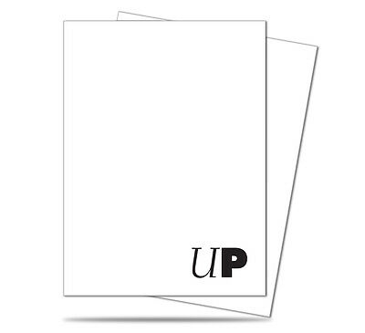 Ultra Pro - PRO Team White  - Standard Sized Sleeves  - Pack of 50