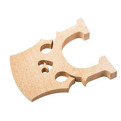 Fit for 1/8 Regulated Double Bass Contrabass Bridge Maple Sturdy K9E1
