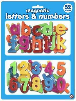 Magnetic Numbers And Letters For Children Educational Teaching Aid
