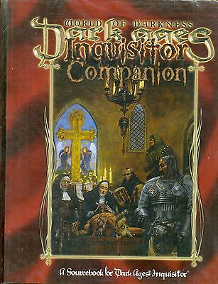 Vampire Dark Ages World Of Darkness Inquisitor Companion