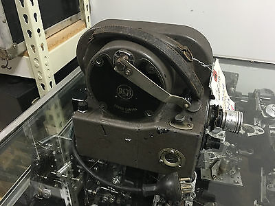 Vintage RCA 16mm Sound Motion Picture Camera, Rare !