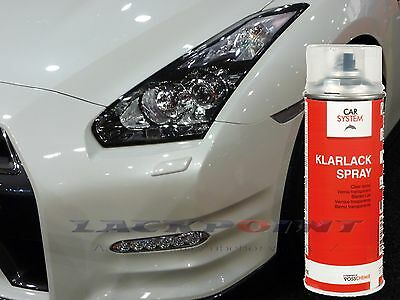 GP=12,38€/L 1 Bote Spray CS Barniz claro 400ml Pintura De Coches Tuning Hobby