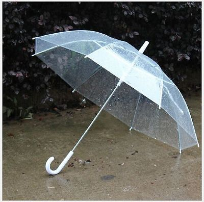 Fashion-Transparent-Clear-Rain-Umbrella-Parasol-PVC-Dome-Wedding-Party-Favor