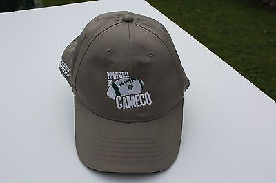 Ball Cap Hat - Cameco - Football - Uranium Mining Saskatchewan (H1621)
