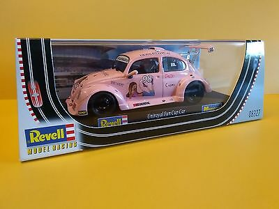 Revell 08327 Vw Uniroyal Fun Cup #98 'cats Team'  1/32 Slot Car For Scalextric