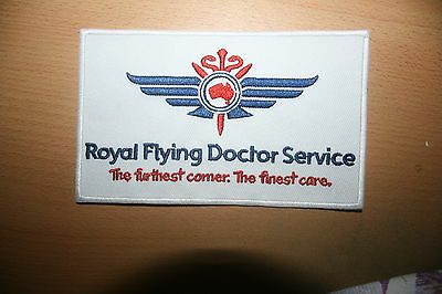 Royal Flying Doctor Service RFDS Australien Flugrettung RTH  Patch